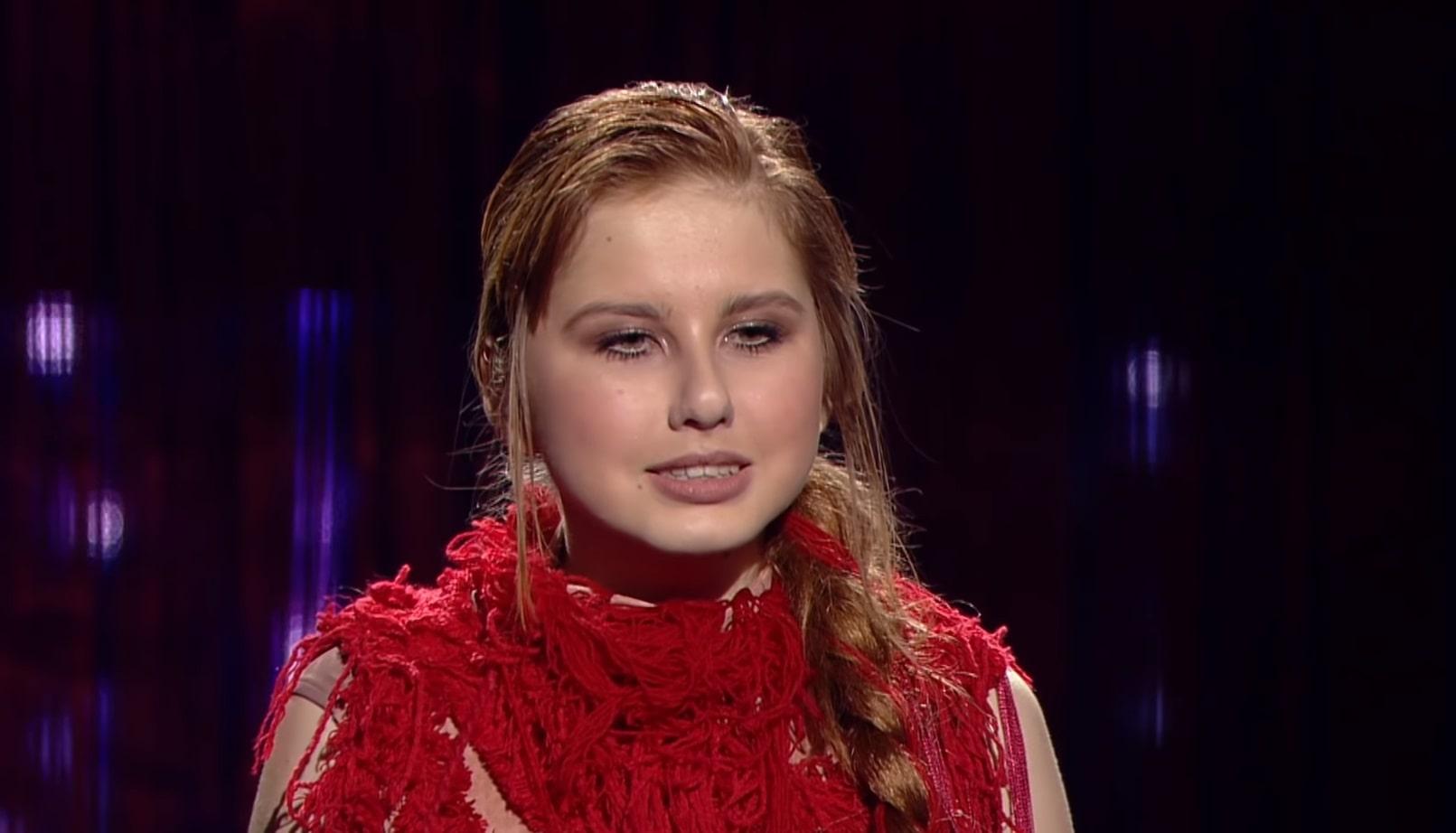 Девушка из Запорожской области прошла в полуфинал шоу «Голос країни» – ВИДЕО