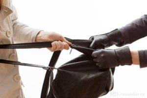 В Запорожской области грабитель ударил именинницу и украл у нее сумку с деньгами