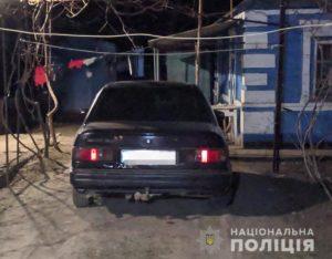 В Запорожской области пьяный водитель легковушки сбил женщину и скрылся с места ДТП - ФОТО