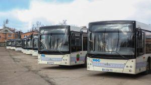 В Запорожье организуют дополнительные трамвайные и автобусные маршруты в поминальные дни: график