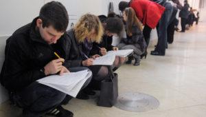 В Запорожье более 30% всех безработных – молодые люди в возрасте до 35 лет