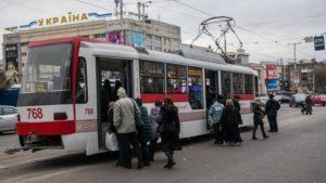 В Запорожье временно ограничат движение одного из трамвайных маршрутов