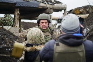 Боец из Запорожской области трагически погиб в зоне ООС