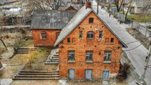 В Запорожье один из замков, который входит в список культурного наследия архитектуры, разрушается на глазах - ФОТО