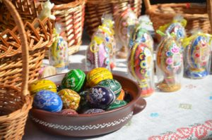 Запорожцев приглашают отпраздновать Пасху на Хортице в компании сечевых казаков