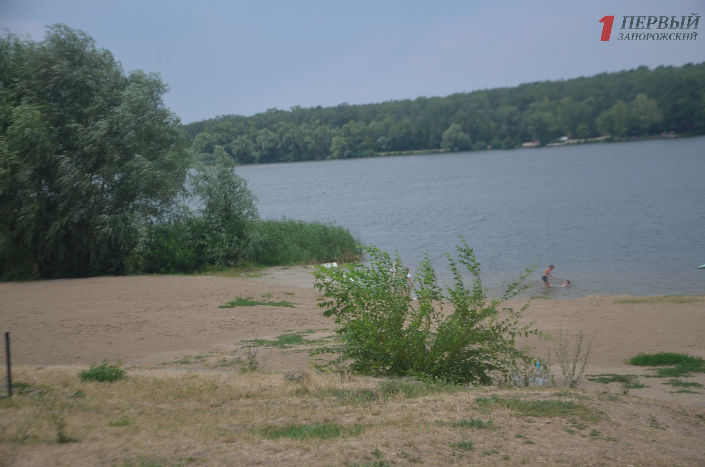 В Запорожье повторно объявили торги на реконструкцию пляжа в Заводском районе за 17 миллионов гривен