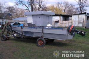 В Запорожской области задержали браконьеров с уловом на 174 тысячи гривен, - ФОТО
