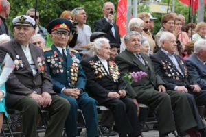 Запорожские ветераны получат материальную помощь ко Дню Победы