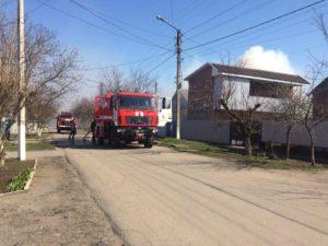 В Запорожской области из-за короткого замыкания горел жилой дом - ФОТО, ВИДЕО