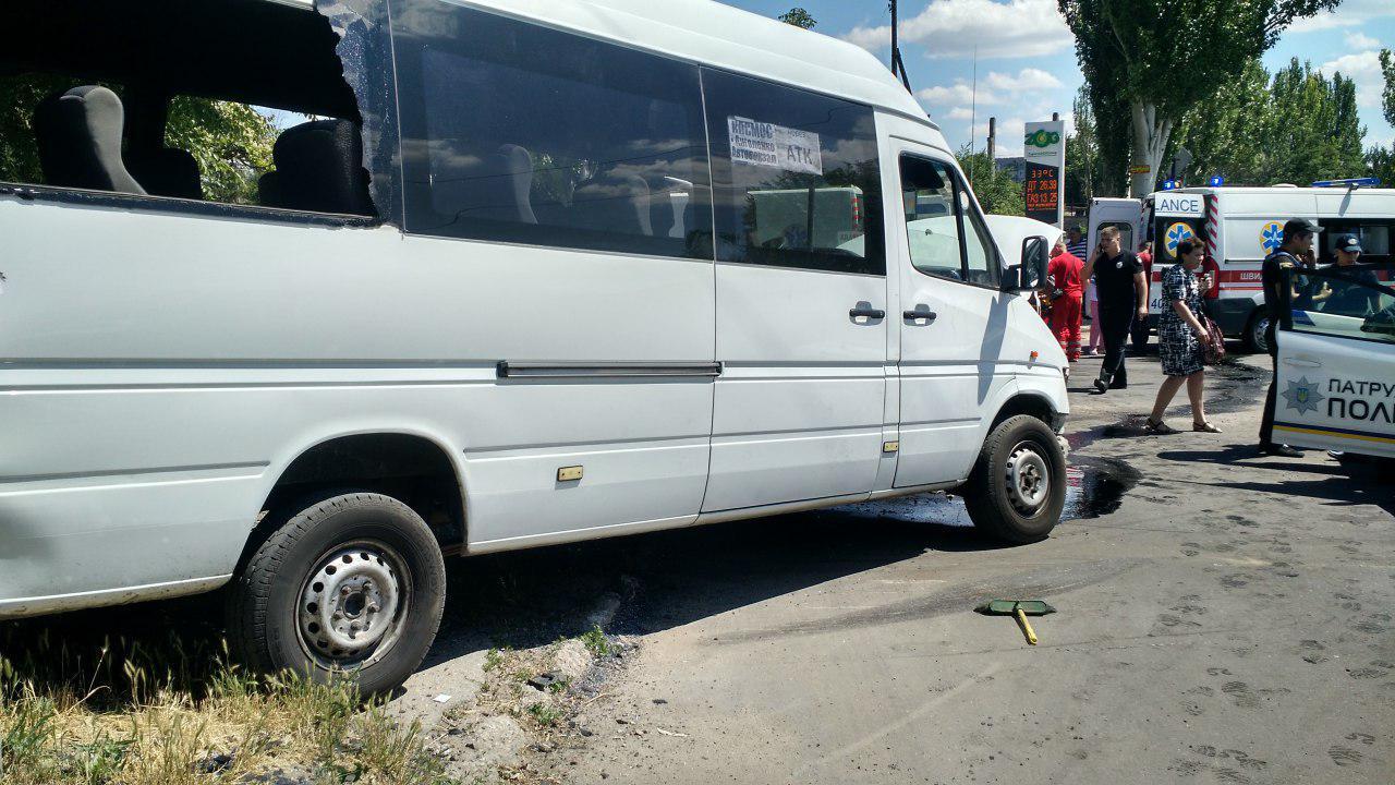 Водителю, спровоцировавшему смертельную аварию с маршруткой в Запорожье, грозит 10 лет тюрьмы