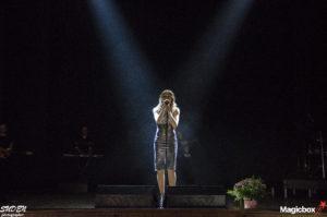 Флешмоб, море оваций и признание: в Запорожье состоялся душевный концерт певицы Alyosha – ФОТО, ВИДЕО