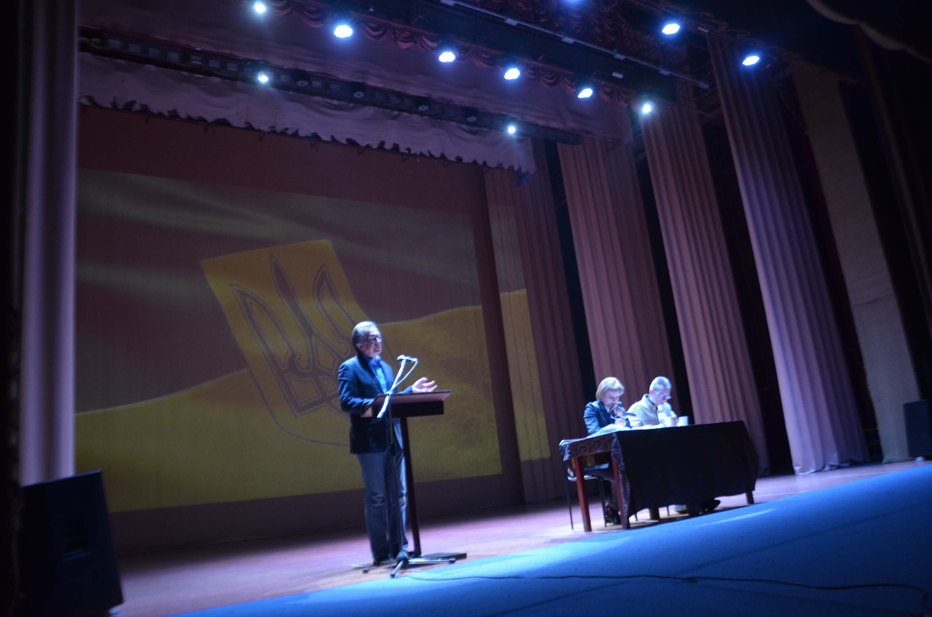В Запорожье общественники, экологи и представители власти обсудили решение экологических проблем