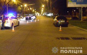 В Запорожье в результате ДТП перевернулся автомобиль: четверо человек пострадали - ФОТО, ВИДЕО