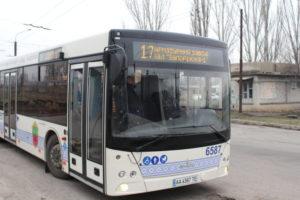 В Запорожье члены горисполкома изменили направление движения одного из популярных автобусных маршрутов