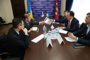 В Запорожской области корейцы заинтересованы в развитии сельского хозяйства