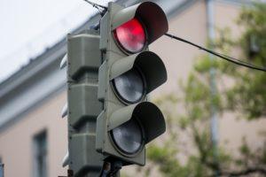 В Запорожье более миллиона гривен потратили из бюджета на работу светофоров
