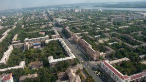 В Запорожье презентовали архитектурную концепцию «Кода города»