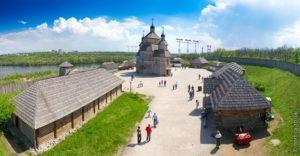 В Запорожье планируют провести масштабную реконструкцию национального заповедника «Хортица» - ФОТО, ВИДЕО