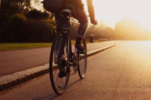 В Запорожской области пенсионер украл детский велосипед