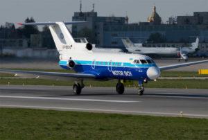 «Мотор Сич» откроет прямые рейсы Ужгород-Киев и выполнит один рейс из Запорожья