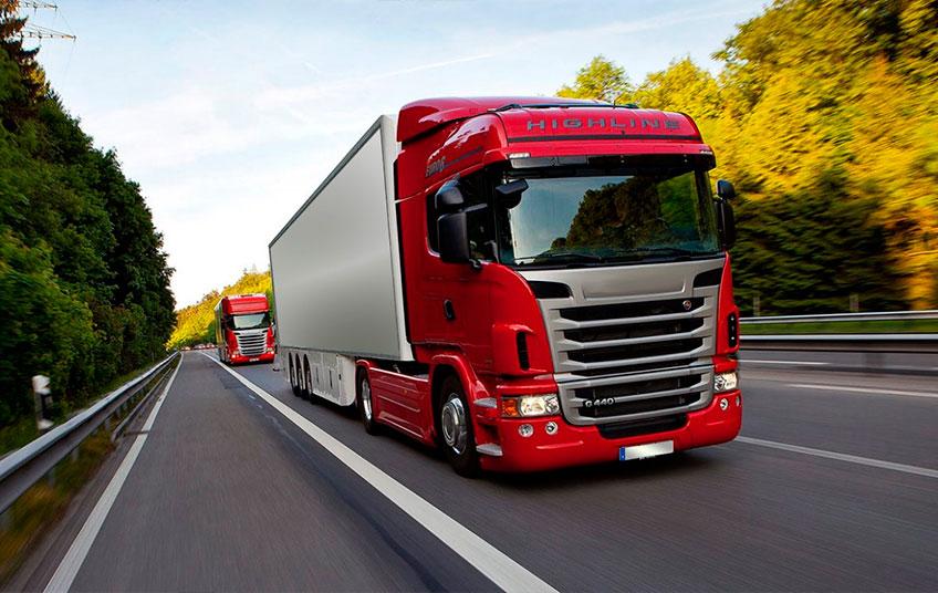 В Запорожской области определили стоянки для отстоя грузовиков - СПИСОК