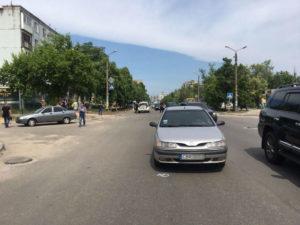 В Запорожской области легковушка на еврономерах сбила женщину: полиция ищет свидетелей - ФОТО
