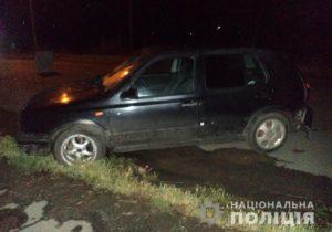 В Запорожской области легковушка насмерть сбила велосипедиста - ФОТО