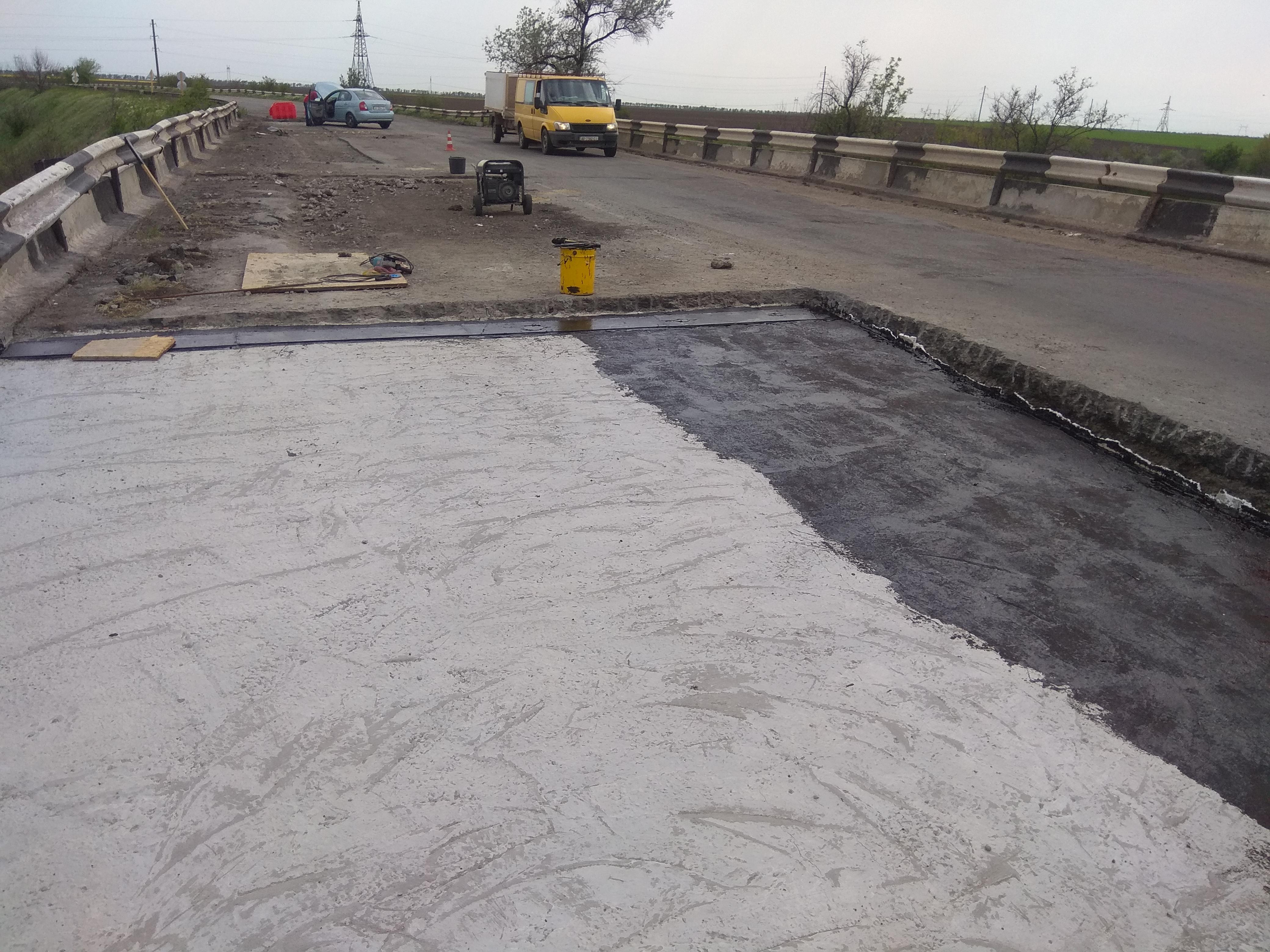 На запорожских трассах продолжаются ремонтные работы: результаты за неделю - ФОТО