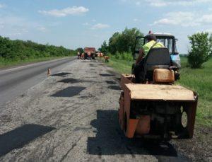 Ремонтные работы на запорожских трассах: результаты за неделю - ФОТО