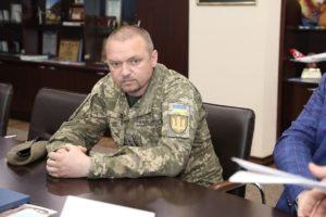 В Запорожском областном комиссариате назначили нового главу