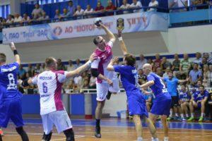 В Запорожье пройдет финал четырех Кубка Украины по гандболу