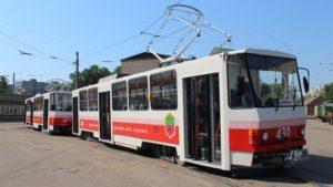 В Заводском районе Запорожья временно приостановят движение трамваев - ГРАФИК