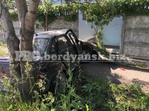 В Запорожской области произошло серьезное ДТП: есть пострадавший - ФОТО, ВИДЕО