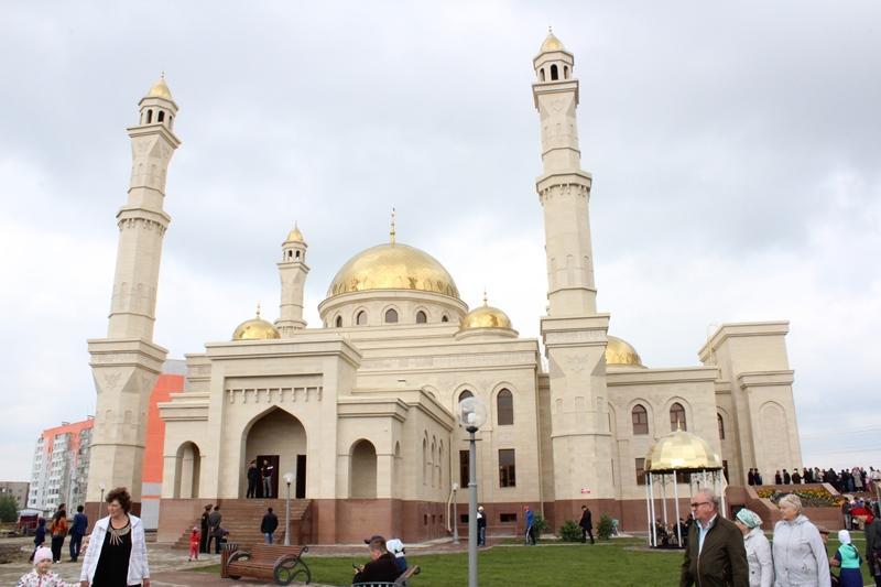 В Запорожье могут построить мечеть в парке Пушкина на месте бывшего стадиона