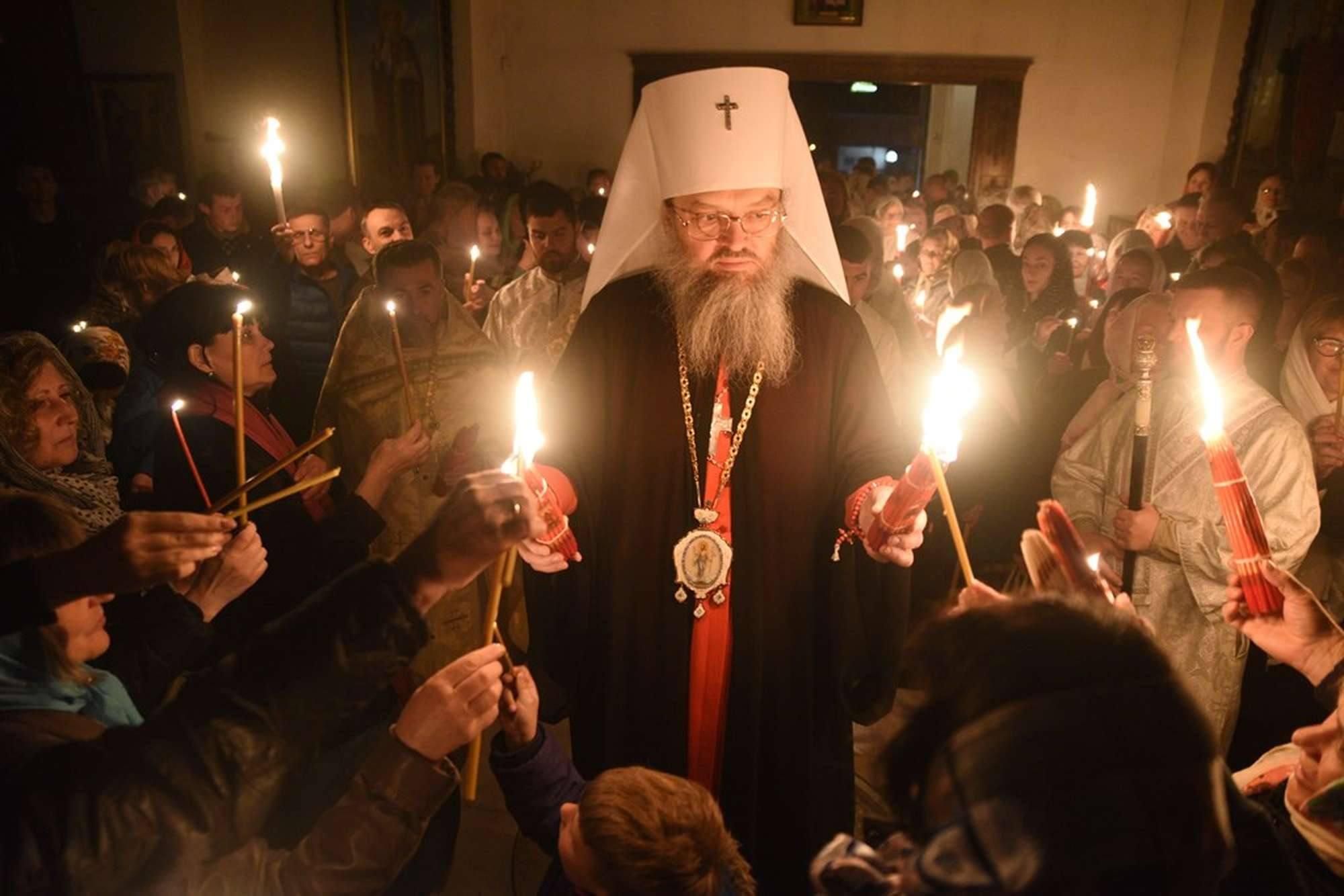 Запорожский митрополит Лука заседает в составе комиссии по церковному просвещению при РПЦ