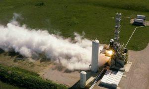 Компания уроженца Запорожья провела испытания двигателя американо-украинской ракеты Alpha в США