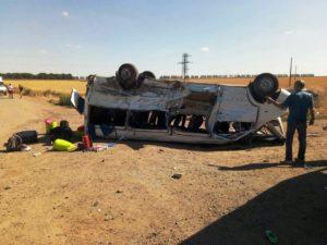 ДТП в Запорожской области с 7-ю погибшими: водителя-виновника отправили под суд