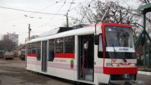 Скоро на линию выйдет седьмой трамвай запорожской сборки