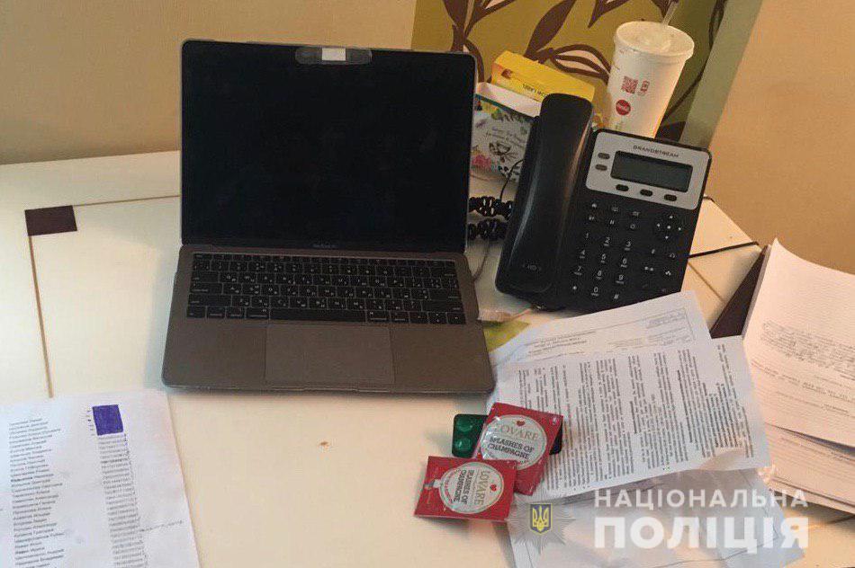 В Запорожье киберполиция разоблачила биржу онлайн-мошенников: заработок превысил 9 миллионов гривен