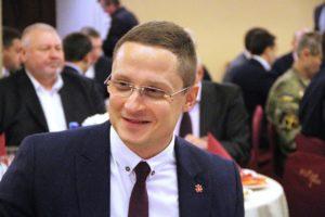 """Лидер запорожской """"Самопомощи"""" Владислав Марченко покинул партию"""