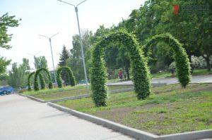 В Запорожье УКС отдаст подрядчику еще 2,5 миллиона гривен за завершение многострадальной реконструкции парка Гагарина