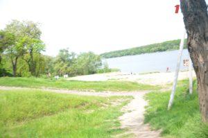 Попытка №2: на Кичкасе повторно намерены реконструировать забытый пляж за 16 миллионов гривен - ФОТО