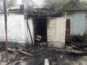 В Запорожской области женщина погибла  из-за замыкания электропроводки в собственном доме - ФОТО
