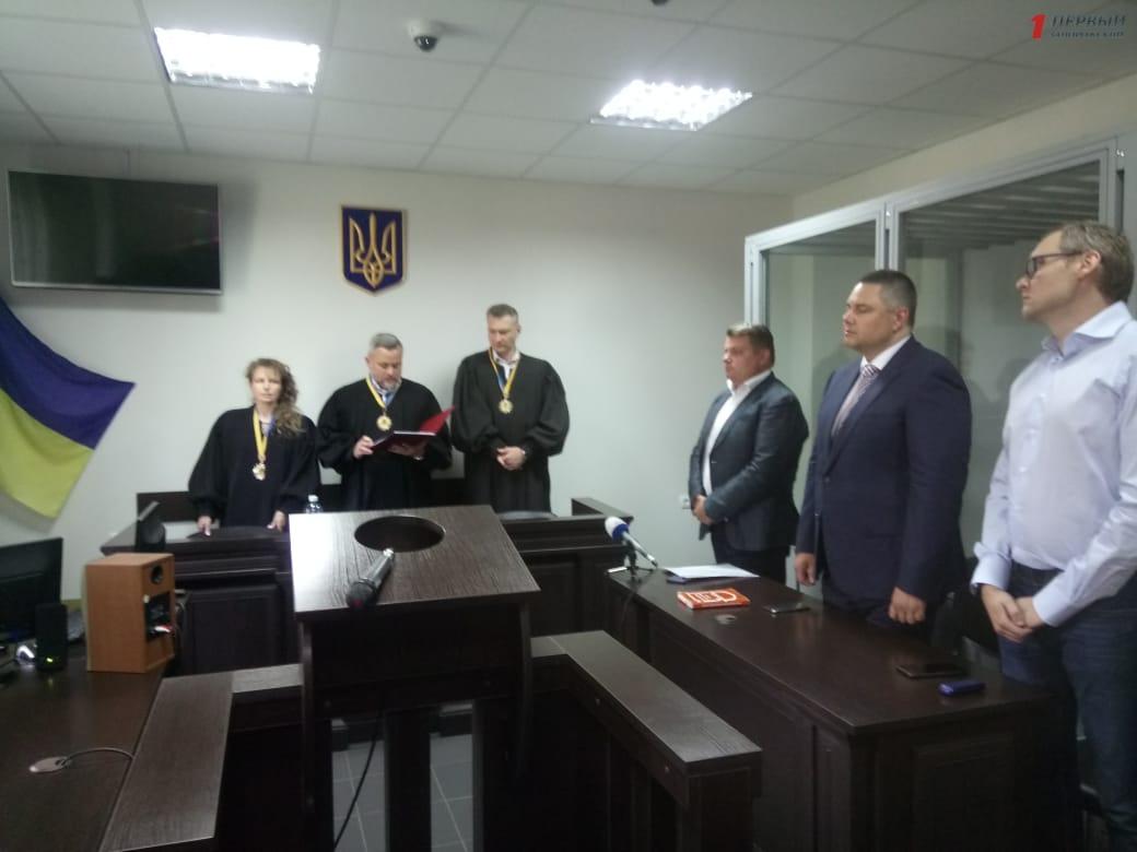 В Запорожье суд признал невиновным директора ЗТМК в растрате полмиллиарда гривен