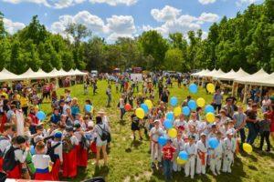 Площадка экстремального спорта и казацкие игры: запорожцев приглашают посетить