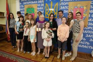 Одиннадцать жительниц Запорожской области получили звание «Мать-героиня» - ФОТО