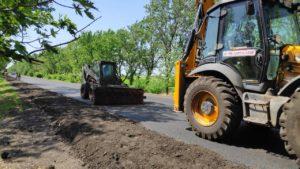 Турецкие подрядчики выполнили средний ремонт дороги