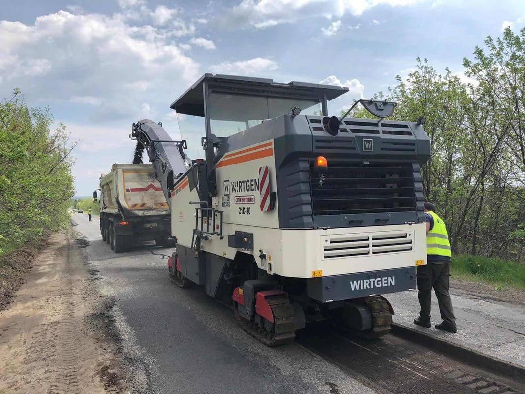 Турецкие подрядчики отремонтируют автодорогу «Запорожье-Беленькое» за 82 миллиона гривен