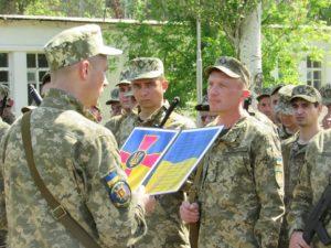 В Запорожском районе приняли присягу 450 военнообязанных - ФОТО