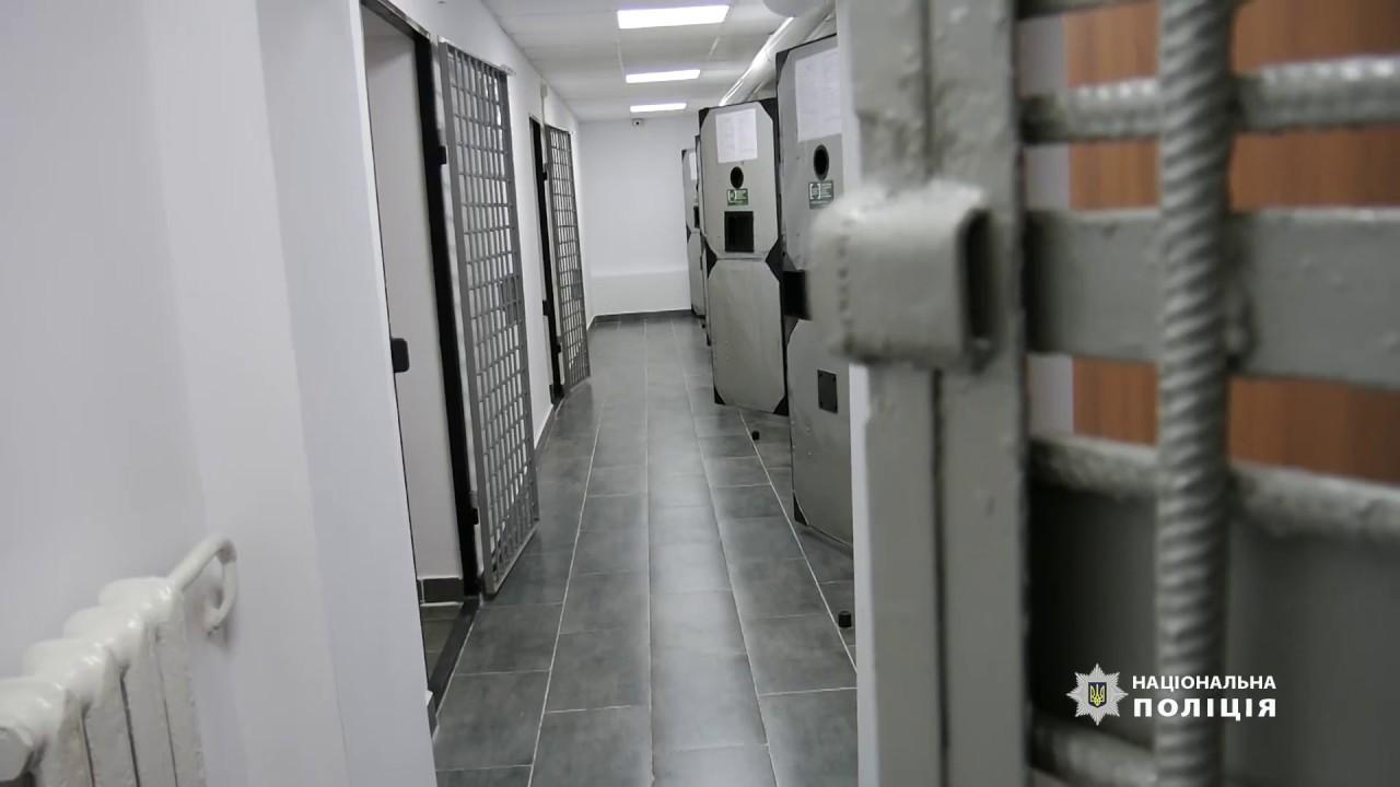 В Запорожской области по результатам проверки обнаружили множественные нарушения в изоляторе временного содержания